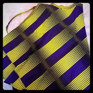 Dresses & Skirts - African Print Wrap Skirt